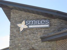Dentist Office Building Sign