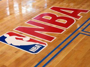 vinyl floor graphics basketball court
