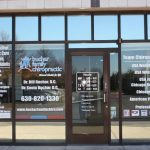 Clarkdale Window Signs & Graphics Copy of Chiropractic Office Window Decals 1 150x150