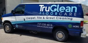 Marietta Vinyl Printing Vehicle Wrap Tru Clean 300x146