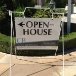 Real Estate Signs real estate sidewalk sign 150x150